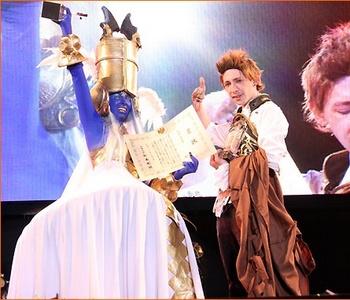 世界コスプレサミット2011王者