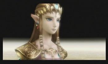 ゼルダの伝説:ゼルダ姫のコスプレメイク